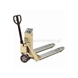 71-7 YY wózek paletowy z wagą 1500,00 kg