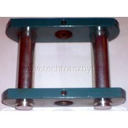Łącznik tandemu rolek (komplet) do wózka paletowego